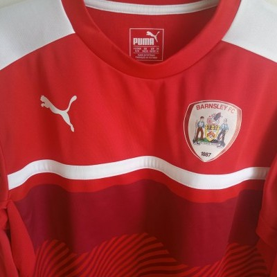 "Barnsley FC Top Shirt Sweatshirt (M) ""Perfect"""