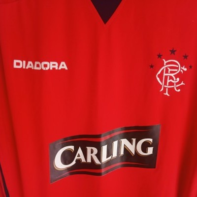 NEW Glasgow Rangers FC Third Shirt 2004-2005 (L)
