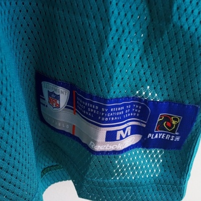 """Miami Dolphins NFL Jersey #34 Williams (M) """"Very Good"""""""