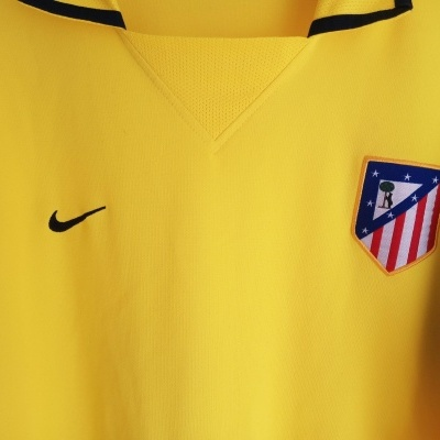 "Atletico Madrid Away Shirt 2003-2004 (XL) ""Very Good"""