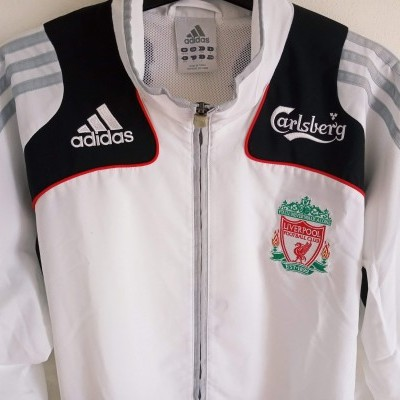 "Liverpool FC Jacket 2008-2009 (M) ""Very Good"""