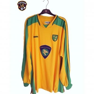 "Norwich City FC Home Shirt 2003-2004 (XXXL) ""Perfect"""