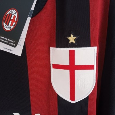 NEW AC Milan Home Shirt 2015-2016 (2XL)