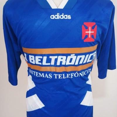 "CF Belenenses Home Shirt 1994-1995 (XL) ""Good Condition"""