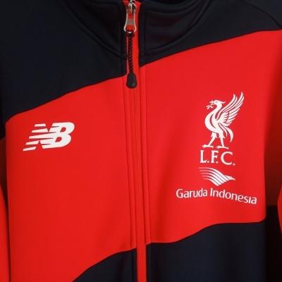 "Liverpool FC Warm Up Jacket 2015-2016 (L) ""Very Good"""