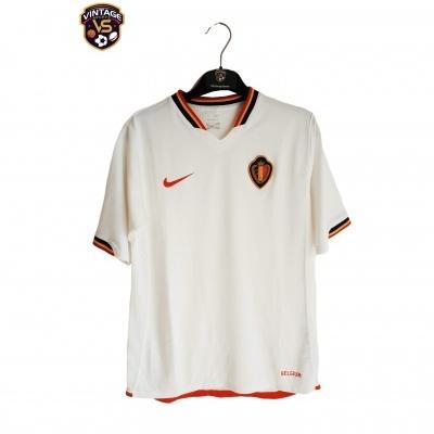 "Belgium Away Shirt 2006-2008 (XL Youths) ""Very Good"""