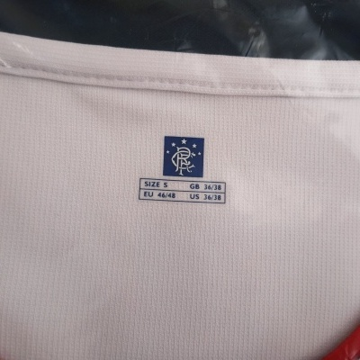 NEW Glasgow Rangers FC Away Shirt 2005-2006 (S)