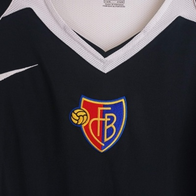 NEW FC Basel Away Shirt L/S 2004-2005 (XL)