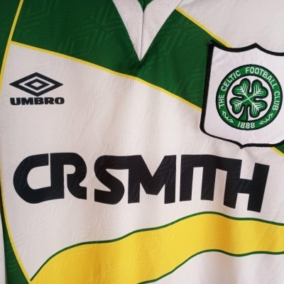 "Celtic FC Away Shirt 1994-1995 (XXL) ""Good"""