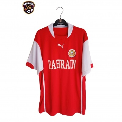 "Bahrain Home Shirt (M) ""Perfect"""