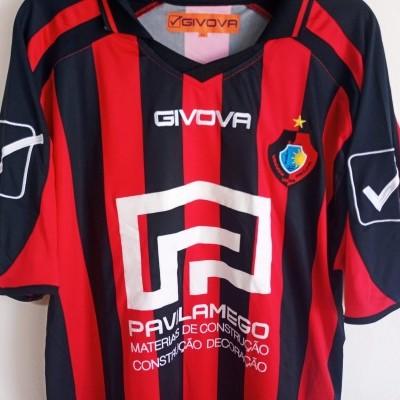 "Cracks Clube Lamego Football Home Shirt 2017-2018 (XL) ""Very Good"""