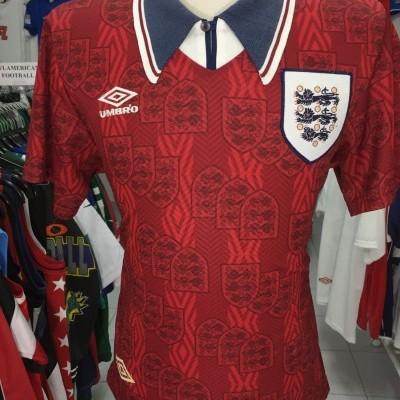 England Away Shirt 1993-95 (M)