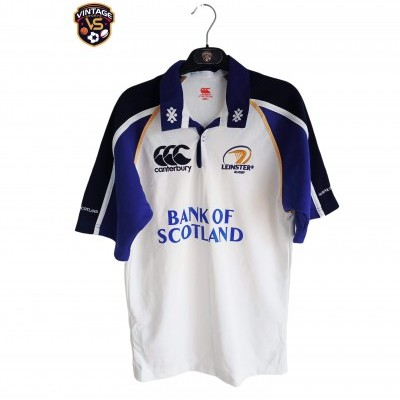 "Leinster Rugby Away Shirt 2005-2007 (L) ""Good"""