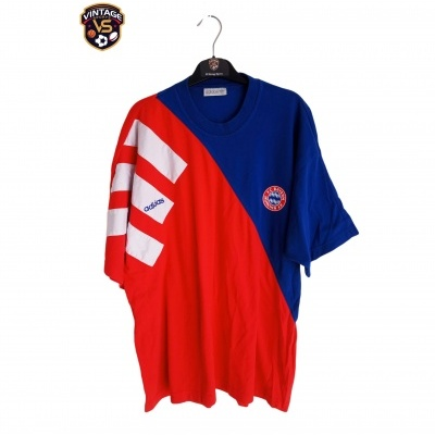 "Bayern Munich Training Shirt 1993-1995 (XL) ""Good"""