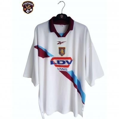"Aston Villa FC Away Shirt 1999-2000 (XXL) ""Good"""