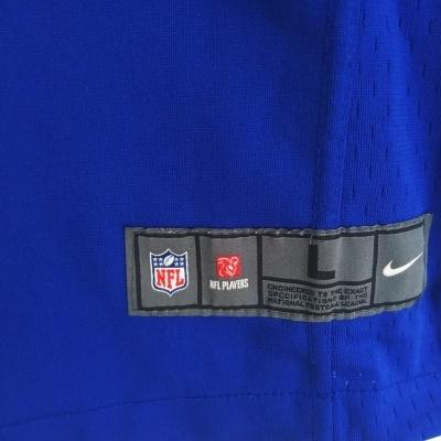"New York Giants NFL Jersey #80 Cruz (L Youhts) ""Very Good"""