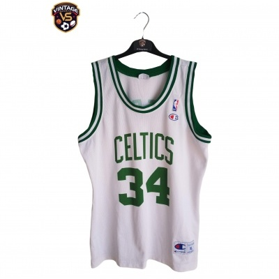 "Boston Celtics NBA Jersey #34 Pierce (XL) ""Very Good"""