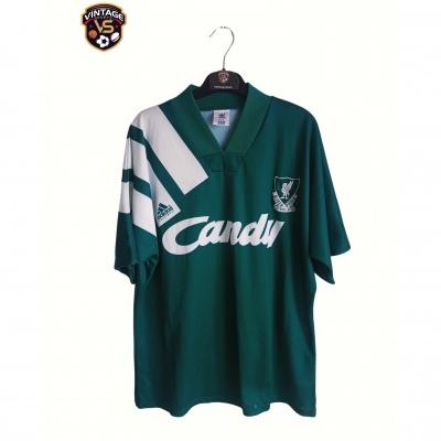 "Liverpool FC Away Shirt 1991-1992 (L) ""Average"""
