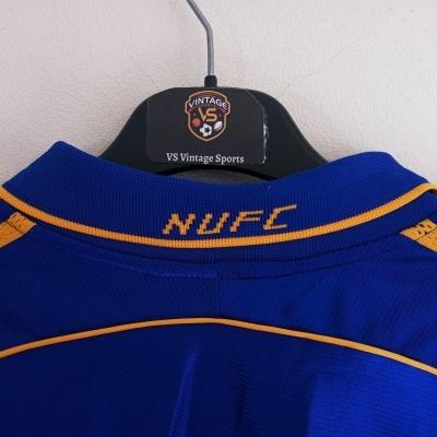 "Newcastle United Away Shirt 1998-1999 (XL) ""Very Good"""