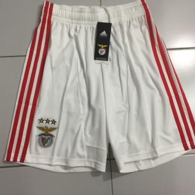 NEW SL Benfica Home Shorts 2015-16 (S)