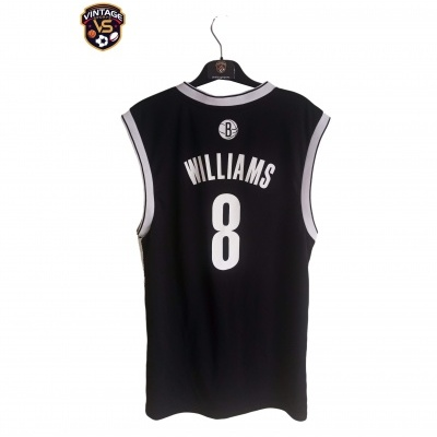 "Brooklyn Nets #8 Williams NBA Jersey (S) ""Perfect"""