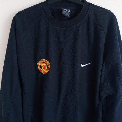 """ISSUE Manchester United Training Shirt 2002-2003 (L) """"Very Good"""""""
