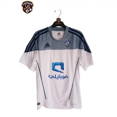 "Al Hilal Club Away Shirt 2010-2011 Player Issue (S) ""Very Good"""