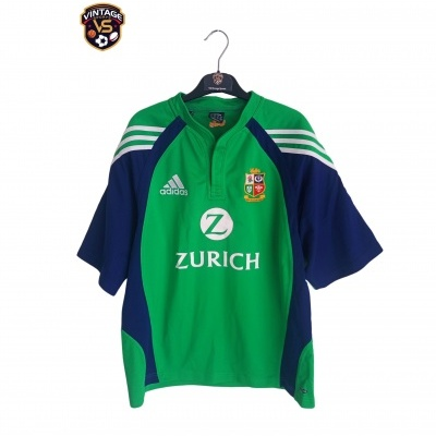 """British & Lions Training Rugby Shirt 2005 New Zealand (M) """"Very Good"""""""