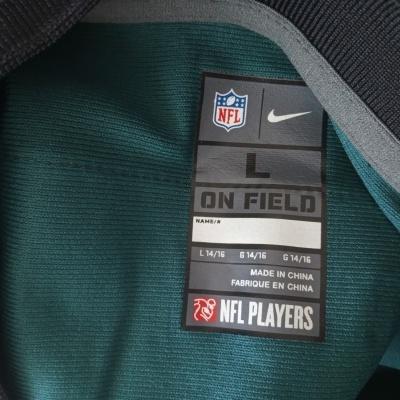"Philadelphia Eagles NFL Jersey #81 Matthews (L Youhts) ""Perfect"""