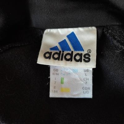 """Vintage Full Tracksuit Adidas Black (L) """"Very Good"""""""