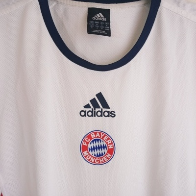 "Bayern Munich Training Tank Top Vest Shirt 2003 (M) ""Very Good"""