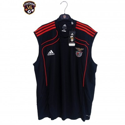 NEW SL Benfica Training Vest Shirt 2010-2011 (XXL)