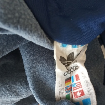 "Vintage Track Top Jacket Adidas Blue (S) ""Very Good"""