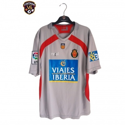 "RCD Mallorca Away Shirt 2007-2008 (L) ""Very Good"""