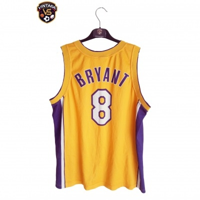 "LA Los Angeles Lakers NBA Jersey #8 Bryant (L) ""Good"""