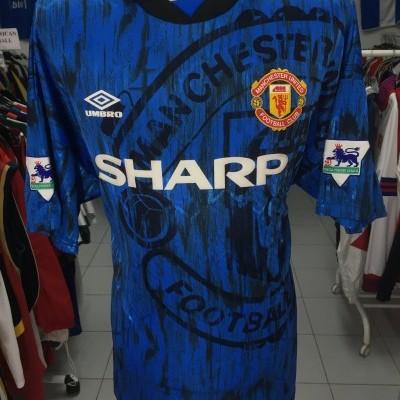 Manchester United Away Shirt 1992-93 (XXL)