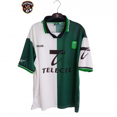 "Sporting CP Stromp Shirt 1999-2000 (L) ""Average"""