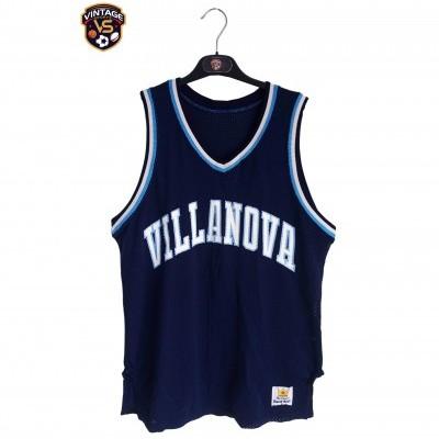 "Vintage Villanova Wildcats NCAA Basketball Jersey (L) ""Very Good"""