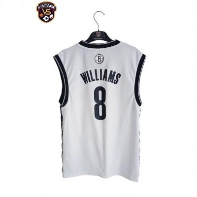 "Brooklyn Nets #8 Williams NBA Jersey (S) ""Good"""