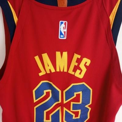 "Cleveland Cavaliers NBA Shirt #23 James (44) ""Very Good"""