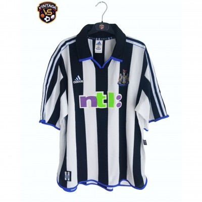 "Cópia de Newcastle United Home Shirt 2000-2001 (L) ""Very Good"""