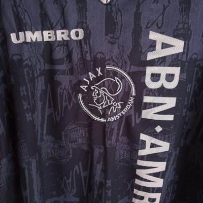 "Ajax Amsterdam Away Shirt 1996-1997 (XL) ""Very Good"""