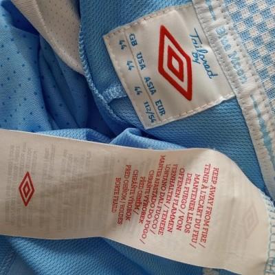 """Manchester City Home Shirt 2011-2012 #10 Dzeko (L) """"Very Good"""""""