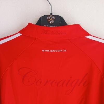 "Cork GAA Gaelic Shirt Jersey (S) ""Very Good"""