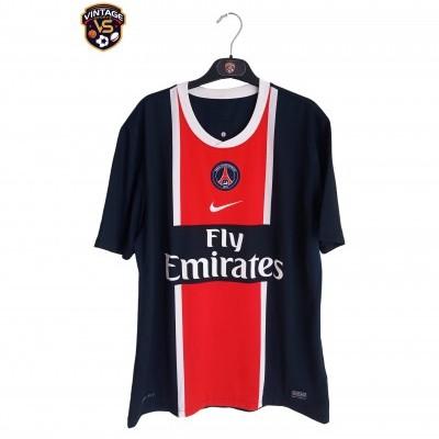 "Paris SG PSG Home Shirt 2011-2012 (L) ""Very Good"""