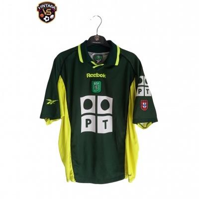 """Sporting CP Away Shirt 2000-2001 (L) """"Good"""""""