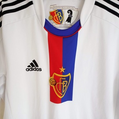 "FC Basel Away Shirt Player Issue 2012-2013 (L) ""Very Good"""