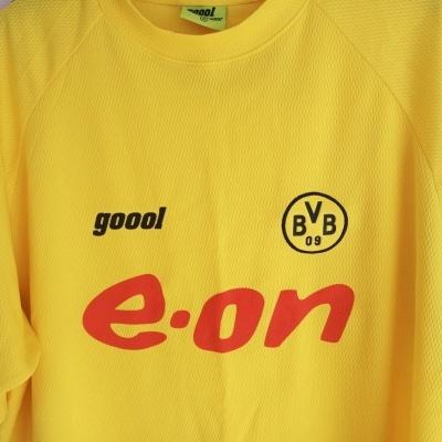 "BVB Borussia Dortmund Training Shirt 2001-2002 (XL) ""Perfect"""