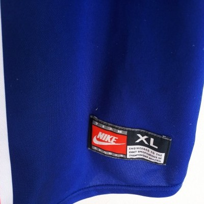"Paris SG PSG Home Shirt 1998-1999 #10 Okocha (XL) ""Good"""
