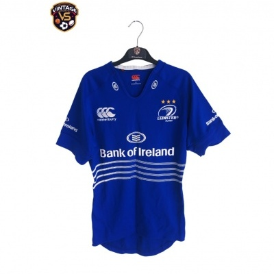 """Leinster Rugby Home Shirt Player Issue 2014 (L) """"Perfect"""""""